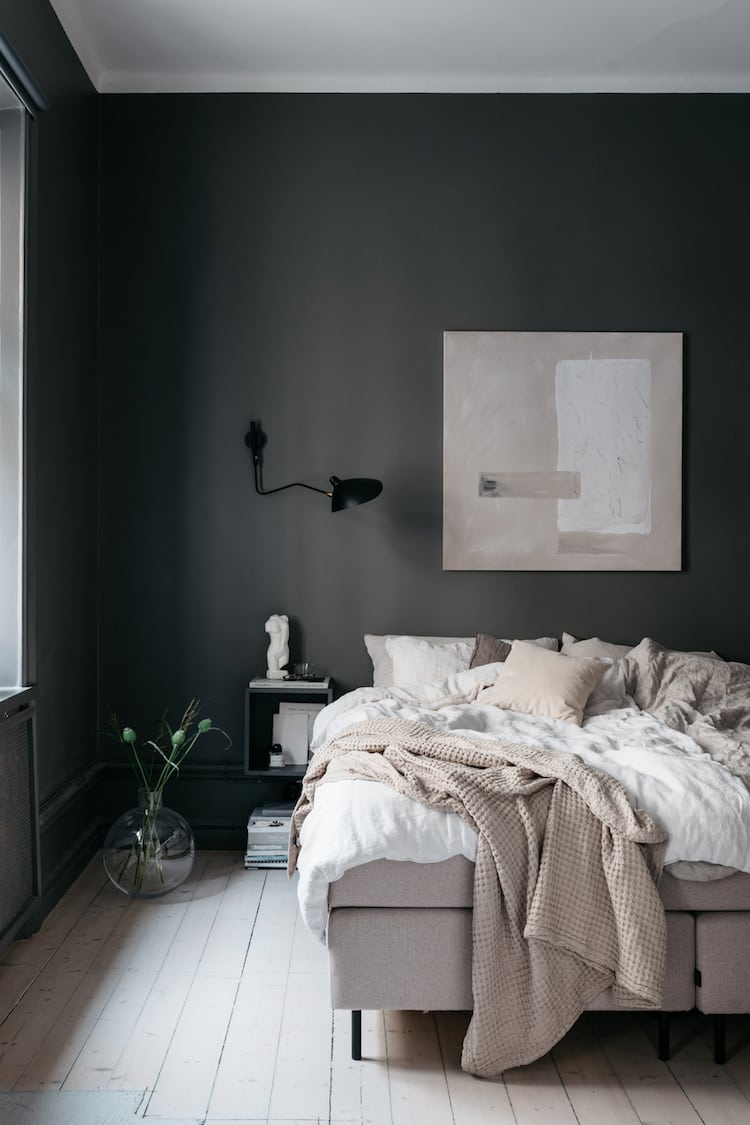 charlesrayandcoco- blog deco et design - visite - stockholm - chambre